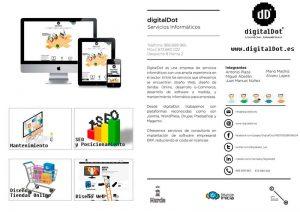 Digitaldot. Servicios Informáticos