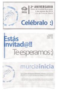 Invitación CIMM