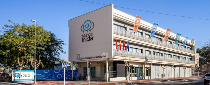Edificio de Iniciativas CIMM