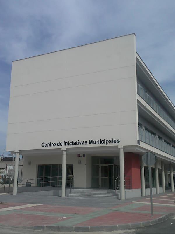 Edificio del CIMM